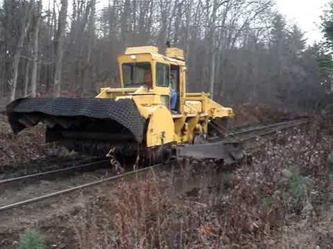 G&U Track Maintenance - Ballast Regulator
