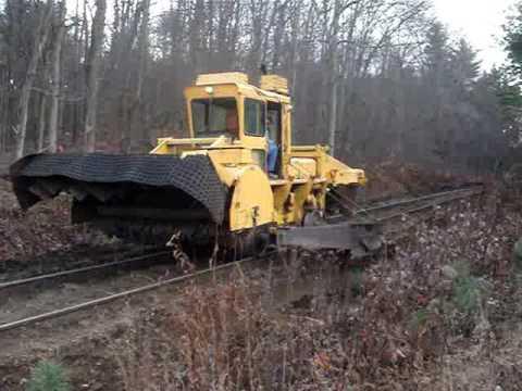G&U Track Maintenance - Ballast Regulator