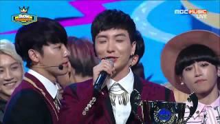 140910 Super Junior ????? - MAMACITA 1ST WIN
