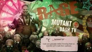 Rage - Mutant Bash TV: Cash Incentives