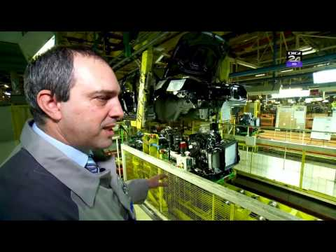 How it's made: DACIA