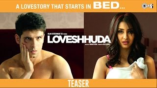 Loveshhuda - Teaser   Girish Kumar, Navneet Dhillon   In Cinemas 19th Feb 2016