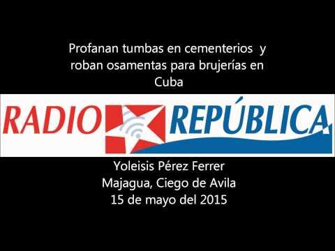 Profanan tumbas y roban osamentas en cementerios de Cuba