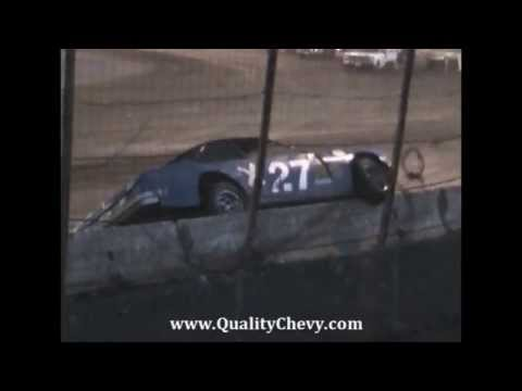 #27x Billy Hacket Street Stock Rides Wall Barona Speedway 5-11-2013