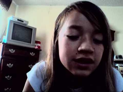 Littlelupe 12 Year Old Singing The Climb video