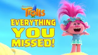 Trolls Easter Eggs, and Everything You Missed.