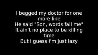 Oasis - The importance of being idle lyrics