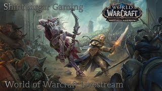 World of Warcraft: Battle for Azeroth #0175 - Priester, Krieger, Todesritter! Volles Programm
