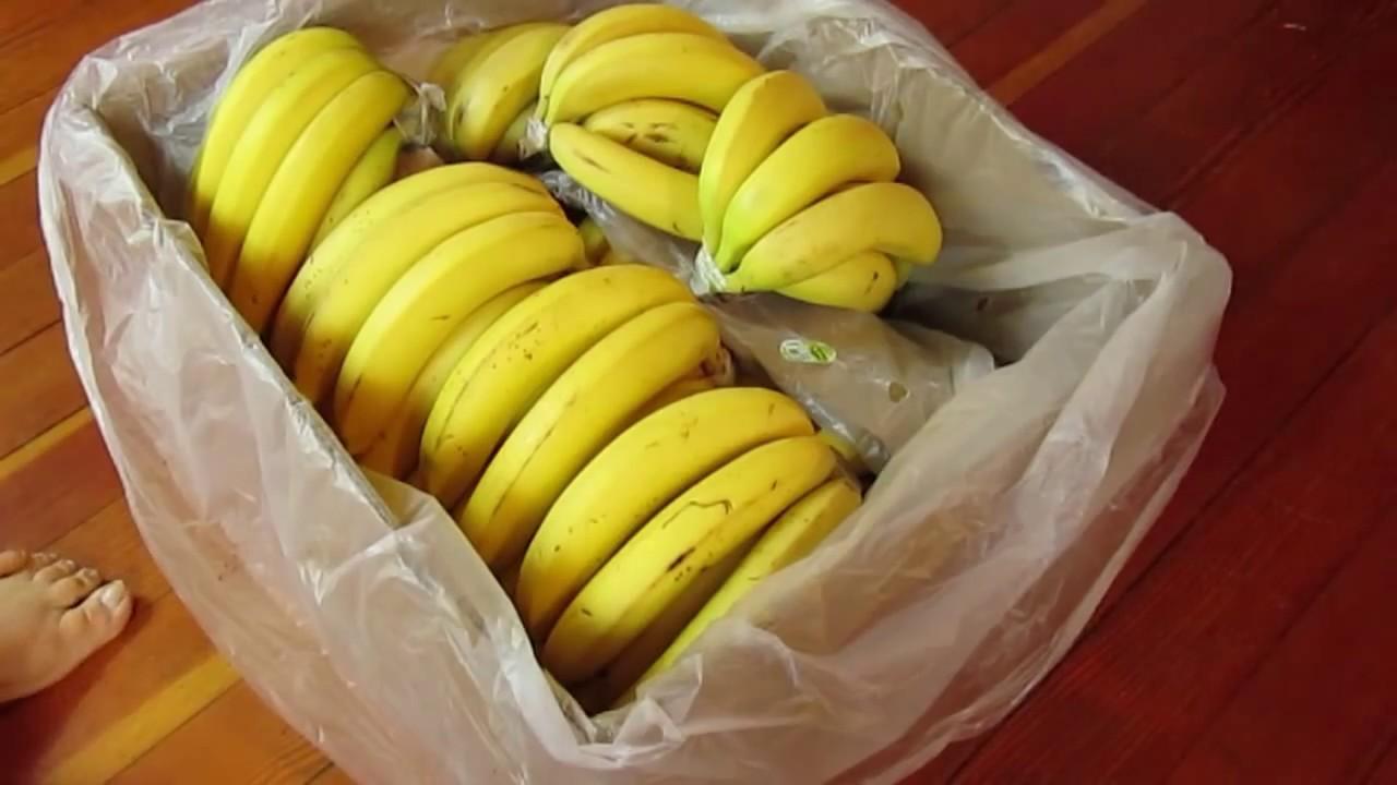 Banana Porn: How To Ripen Your Banana | 40BelowFruity