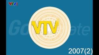 VTV1 idents 1970-2015 (logo VTV1 from 1/1/2013)