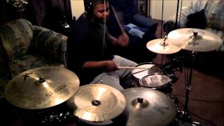 Tye Tribbett - Same God (Drum Cover)