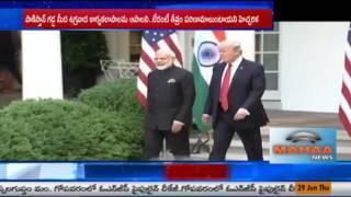 విదేశీ టూర్ లో మోడీ ఏంచేసాడు|Mahaa News Special  Story On PM Modi's 3-Nation Tour