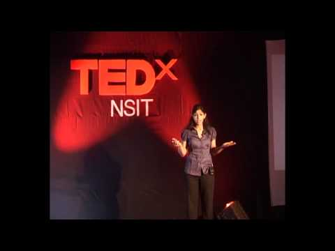 TEDxNSIT-Neha Aggarwal-Psyche of the Sweat