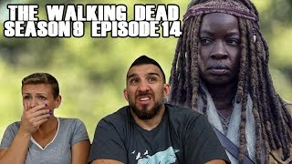 The Walking Dead Season 9 Episode 14 'Scars' REACTION!!