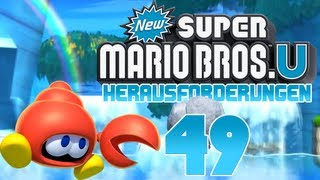Let's Play New Super Mario Bros U [100%] part 49 - Krabbensalat