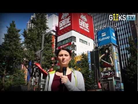 Akihabara, iPhone 4S, Steve Jobs, Brick People : Giiks TV avec Bouygues Telecom S02E08