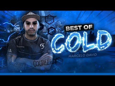 Best of Coldzera 2017 - Biggest MVP, Insane Plays, Scream emotion winnings matchs
