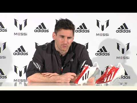 Adidas lanza una coleccion exclusiva Leo Messi
