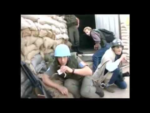 War in Bosnia clips