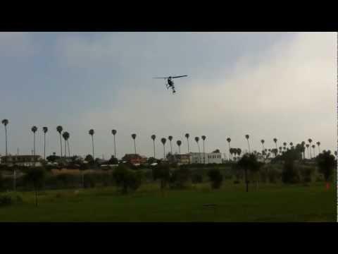 Double Horse 9117 2.4G 4CH RC Helicopter Part 2