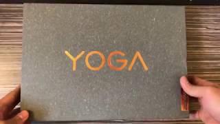 New Lenovo Yoga 720 Unboxing