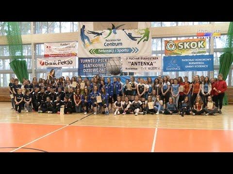 Turniej Siatkówki Antenka Kozienice 2017