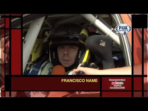 Escudería Rally Pedini - TV Show about Rally Mexico