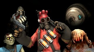 Team Fortress 2 VS Zombies Part 2 (Season 2)