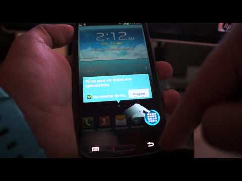 First video of Jellybean 4.1 and Touchwiz on the Galaxy S3
