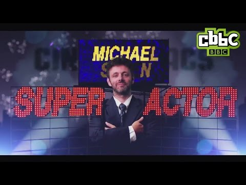 Movie Star Michael Sheen Pranks his parents on CBBC's CINEMANIACS