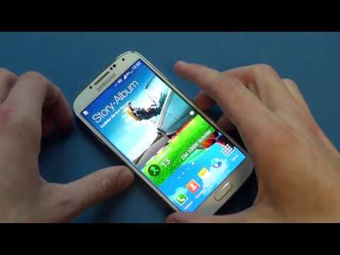 Samsung Galaxy S4 - Screenshot & Hard Reset