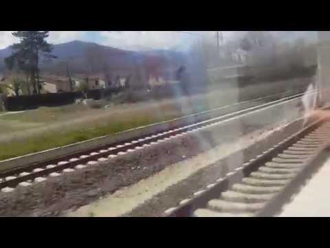 Yüksek Hızlı Tren - Arifiye İzmit Arası / Hig Speed Train Turkey - Traveling Between Arifye To İzmit