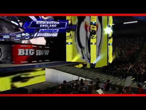 Big Show Wwe 2k14 Entrance And Finisher (official) video