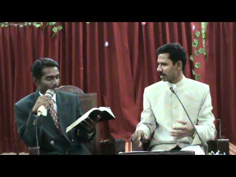Miracles And Signs Tamil Christian Discussion By Pr. Niyayathipathy John And Pr. Robinson Part 2 4 video
