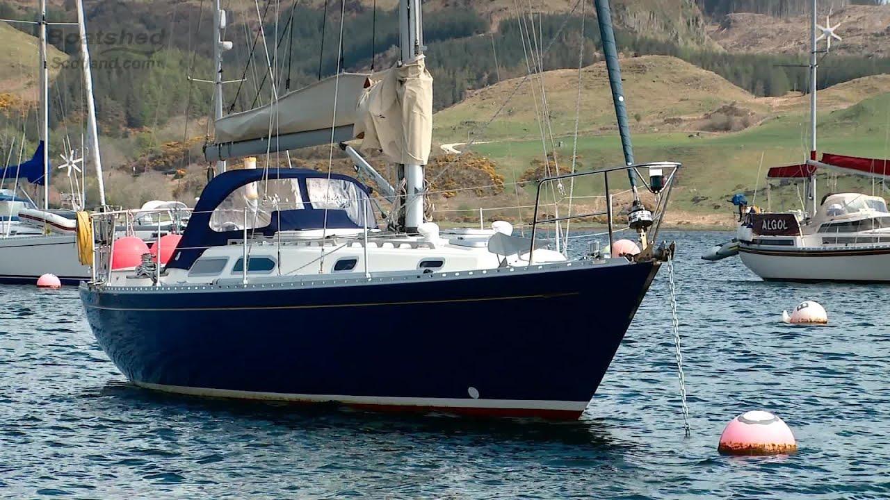Yacht For Sale Rustler 36 YouTube