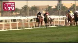 Qatar Emir Trophy : Victoire de Very Nice Name pour Alban de Mieulle et Olivier Peslier