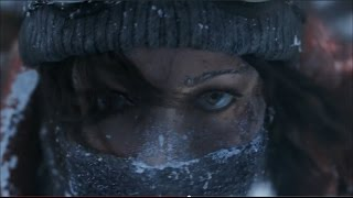 Rise of the Tomb Raider E3 2015 Cinematic Cutscene Trailer World Premiere Xbox One Exclusive