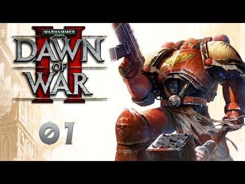 Warhammer 40000: Dawn of War 2 - Прохождение (кооп) pt7