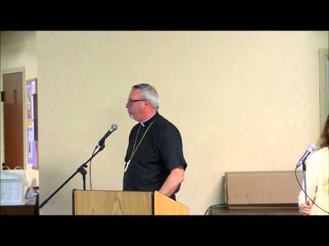 Theology on Tap Spring 2013 - Bishop Coyne explains: Why be Catholic?