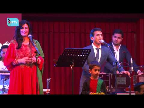 Latif Nangarhari & Naghma concert in Cologne (Köln) Germany