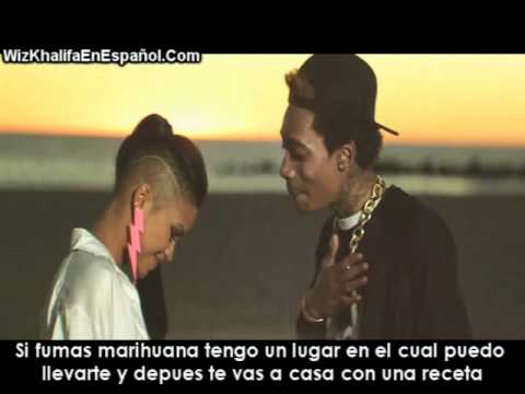 Wiz Khalifa Roll Up (subtitulada Español) Rolling Papers video
