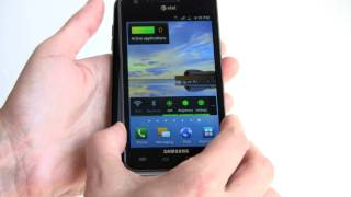 Samsung Galaxy S II on AT&T Review