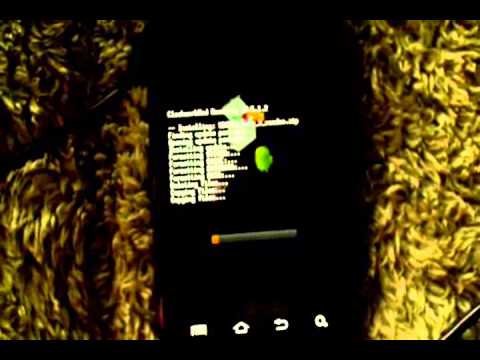 Samsung Galaxy S Flashing Tutorial Part 2