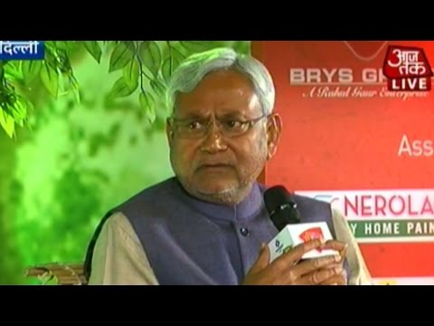 Agenda Aaj Tak: Former Bihar CM Nitish Kumar on his gains, losses