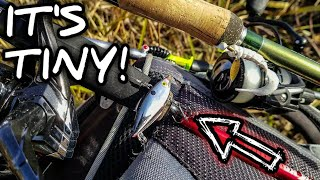 UNEXPECTED Lure Saves a CRAPPIE Day (Catching Fish in Cold Water)