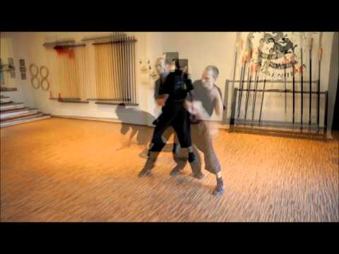 Choy Lay Fut Kung Fu Application Part 1.wmv Image 1