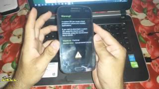 Instalação de Rom/Firmware oficial no Samsung Galaxy Gran Duos (GT-I9082) #UTICell