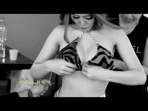 Hot Sexy Girl Changing Her Bras ! Exclusive Behind The Scene video