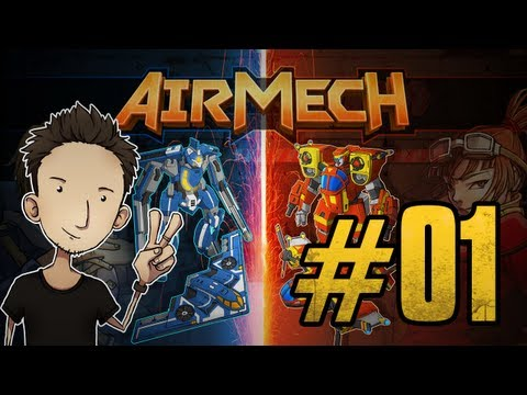 � Air Mech - 01: All your base are belong to us!