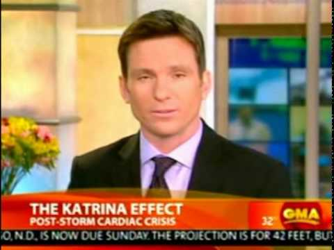 Good Morning America: Heart Attacks in Post-Katrina New Orleans